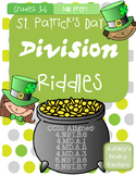 St. Patrick's Day Division Riddles (Jokes)