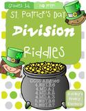 St. Patrick's Day Division Riddles (Jokes)