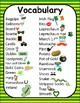 St. Patrick's Day Vocabulary Card Game (Dobble/Spot It)