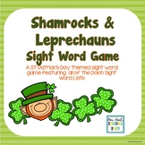 St. Patrick's Day Dolch Sight Words Game