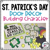 St. Patrick's Day Door Decor or March Bulletin Board