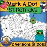St. Patrick's Day Dot Dauber Set