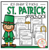 St. Patrick's Day Dot Dauber & Tracing Pack