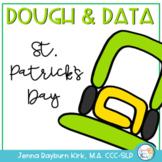St. Patrick's Day Dough & Data Mats: Play Based Progress M
