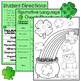 St. Patrick's Day ELA Activity