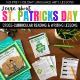 St. Patrick's Day ELA Lesson Plans: Ready-to-use St. Patri