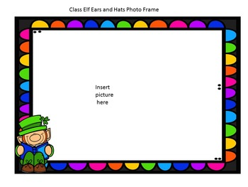 St. Patrick's Day ELA and Math Activity Pack