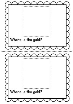St Patrick's Day Early Reader: Find the Gold