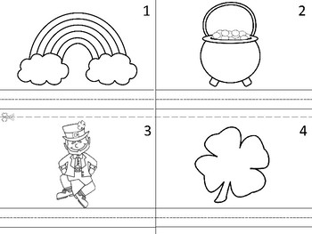 St. Patrick's Day / Easter  **WORKBOOK ONLY**