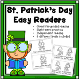 St. Patrick's Day Easy Readers