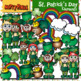 St Patrick's Day Element - Clip Art