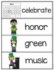 St. Patrick's Day Emergent Reader!
