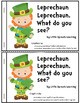 St.Patricks' Day - Emergent Reader