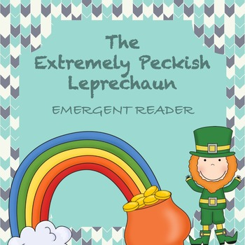 St. Patrick's Day Emergent Reader: The Extremely Peckish L