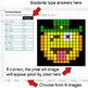 St. Patrick's Day Emoji - Dividing Integers - Google Sheets Pixel Art