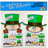 St. Patrick's Day Emotions Sorting Mats