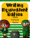 St. Patrick's Day: Equivalent Ratios Math Game