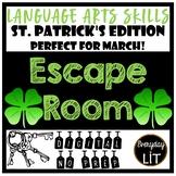 St. Patrick's Day Escape Room (Digital)