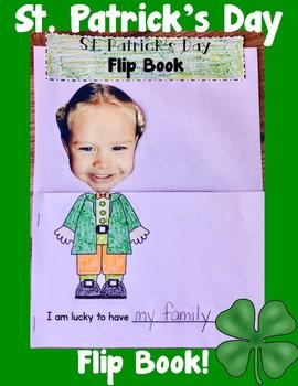 St. Patrick's Day FLIP Book!