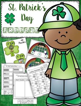 St. Patrick's Day *FREEBIE*