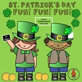 St. Patrick's Day FUN! Printables! Worksheets!