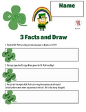 St Patrick's Day Facts and Draw!