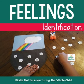 St Patrick's Day Feelings Identification Activity