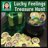 St. Patrick's Day Feelings Treasure Hunt: Social Emotional