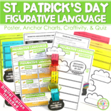 St. Patrick's Day Figurative Language Craft Activity | Dig
