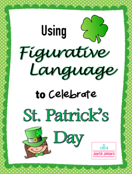 St. Patrick's Day - Figurative Language FREEBIE!