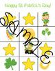 St. Patrick's Day Find A Star Reward System for Online ESL Teaching