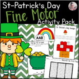 St-Patrick's Day Fine Motor Activities