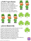 St. Patrick's Day Finger-Plays