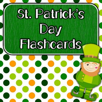 St. Patrick's Day Flashcards