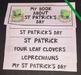 St Patrick's Day Flip Book.