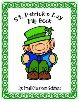 St. Patrick's Day Flip Book