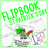 ST PATRICK'S DAY FLIP BOOK // 3 VERSIONS INCLUDED // IDEAL