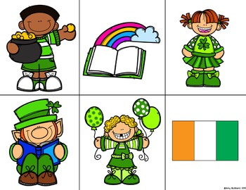 St. Patrick's Day Fluency and Phonemic Awareness Bundle