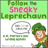 St Patricks Day Writing Activities