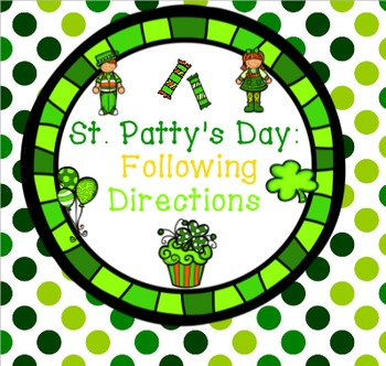 St. Patrick's Day: Following Directions