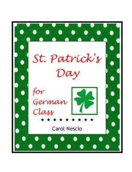 St. Patrick's Day For German Class