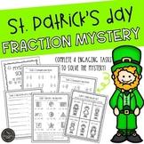St. Patrick's Day Fraction Mystery
