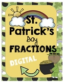 St. Patrick's Day Fractions