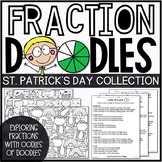 St. Patrick's Day Fractions Activities