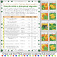 St. Patrick's Day Fractions and Decimals Color by Number Activity Sheets