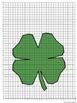 St. Patrick's Day Freebie Coordinate Graph