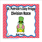 St. Patrick's Day Frogs Division Race