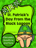 St. Patrick's Day From the Black Lagoon (Comprehension Questions and More)