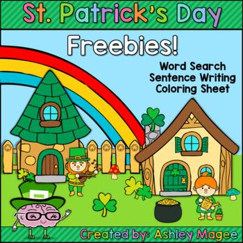 St. Patrick's Day Fun Freebies!
