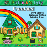 St. Patrick's Day Fun Freebies!